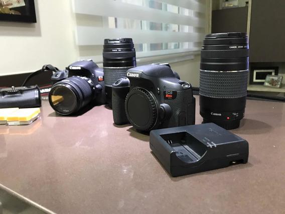 Kit Câmera Canon