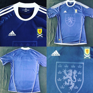 Camisa Seleção Escócia 2010-2011 Home Tam M