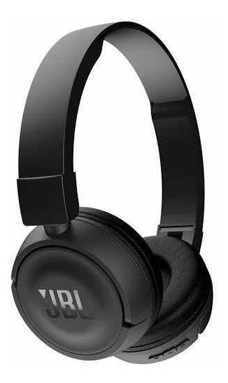 Fone De Ouvido Jbl Sem Fio T450bt Preto Bluetooth