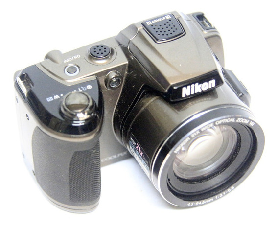Camêra Fotográfica Nikon Coolpix L120 Hdmi Marron 20185