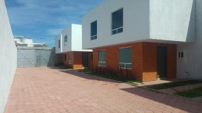 Casa A La Venta En Acuamanala, Tlaxcala