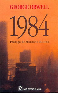 Libro: 1984 Autor: George Orwell
