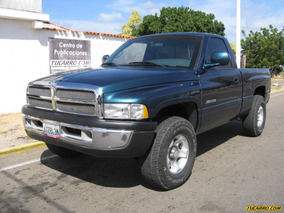 Dodge Ram Pick-up 2500 Cab. Senc. Slt - Automatico