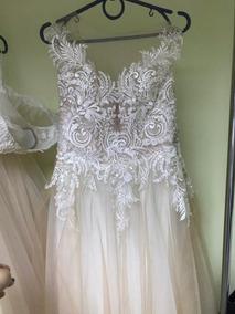 Vestido De Novia Blanco A3