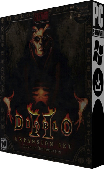 Diablo 2 + Lord Of Destruction - Pc - Digital