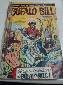 Búfalo Bill Magazine Rio Gráfica Editora 1959 - Encadernado