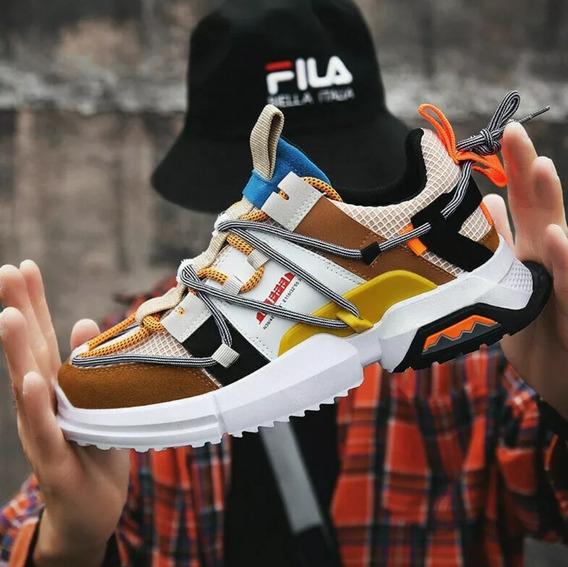 Sneakers Tipo Lining Titan