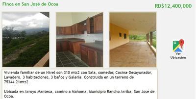 Finca En San José De Ocoa