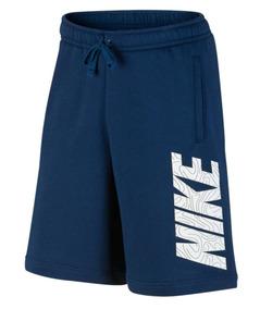f94a5af732 Bermuda Nike Moletom Nsw Flc Masculina 831828-429