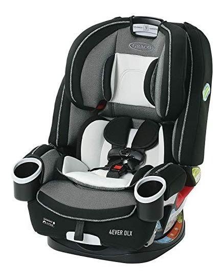 Cadeirinha Car Seat Graco 4ever Dlx 4-in-1 Lançamento