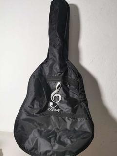 Estuche Para Guitarra Clásica Usado 442y