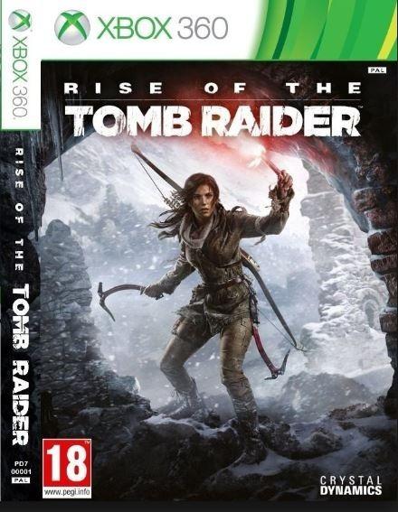 Rise Of The Tomb Raider Digital Xbox 360 Roraima Games