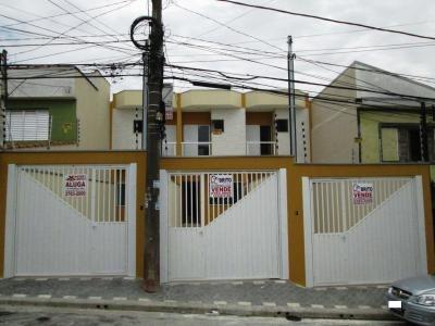 Sobrados Frontais Jardim Maringa Próximo A Comercios Vai A Pé - 2443