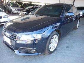 Blindado Audi A4 2.0 Tfsi Ambiente 2010/2010 Azul Nivel 3a