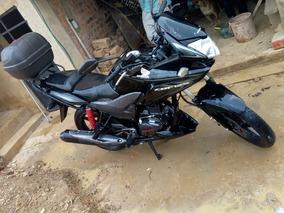 Moto Honda Cbf 125 Modelo 2014