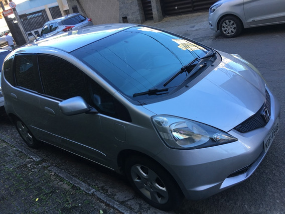 Honda Fit 1.4 Lxl Flex Aut. 5p 2010