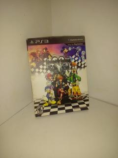 Juego Play Station 3 Kingdom Hearts Hd 1.5 Remix Fisico