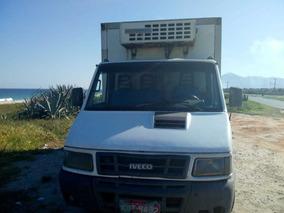 Caminhão Iveco Baú Refrigerado