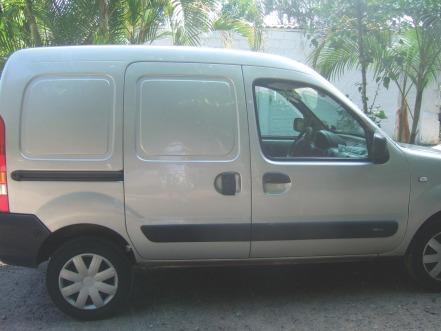 Kangoo Express 2009/2010 Prata, 05 Portas, 2° Dono.