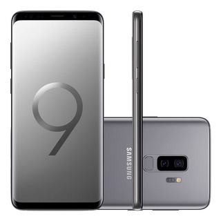Smartphone Samsung Galaxy S9+ Android 8.0 Tela 6.2 128gb 4g