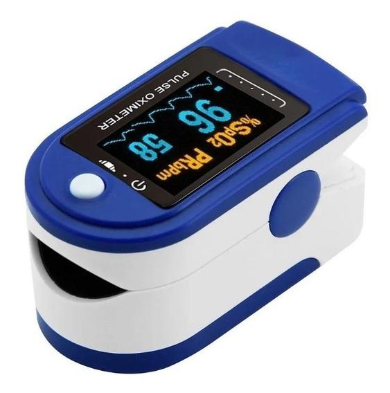 Oximetro De Pulso Profesional, Monitor De Dedo