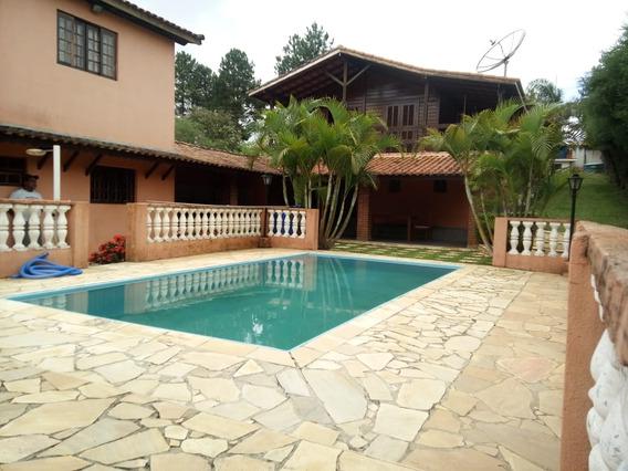 Oportunidade Chácara 1.200 M² - Piscina E Duas Casas-cód.349