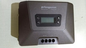 1 Unidade Controlador De Carga Fangpusun 12|24v Mppt 100|50d