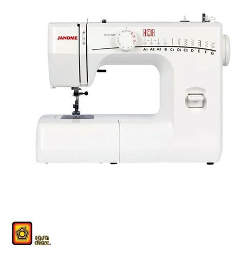 Máquina De Coser Doméstica Janome Re1706