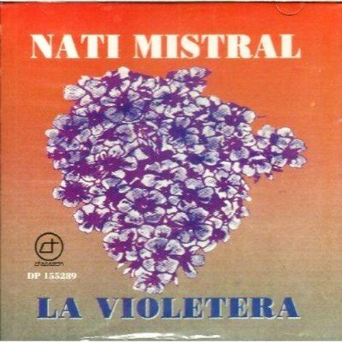 Nati Mistral Cd La Violetera Nuevo