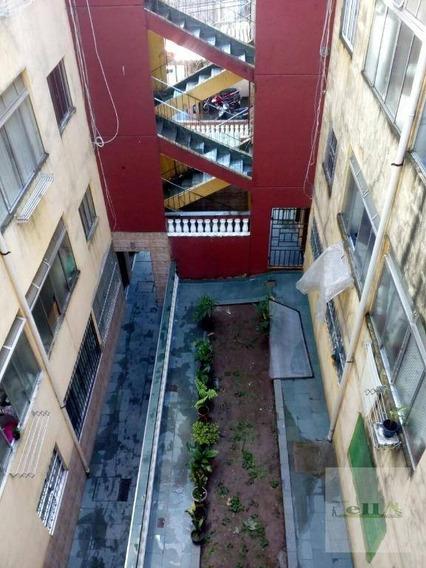 Apartamento Com 2 Dormitórios À Venda, 45 M² Por R$ 99.000 - Conjunto Habitacional - Setor D - Itapevi/sp - Ap0519