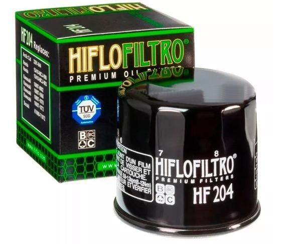 Filtro Oleo Hiflo Thiump Tiger 800 1200 Nc 750 Sh300 Hf204