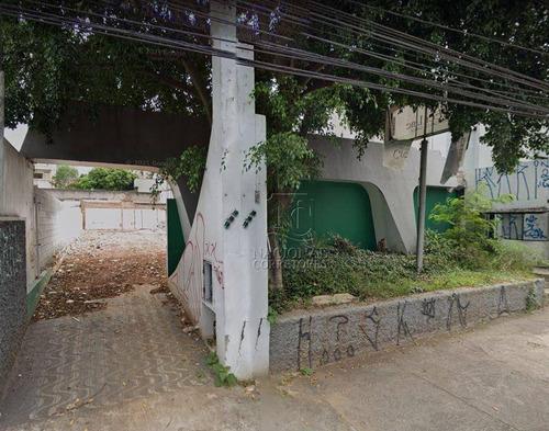 Imagem 1 de 20 de Terreno À Venda, 600 M² Por R$ 3.000.000,00 - Jardim - Santo André/sp - Te1146