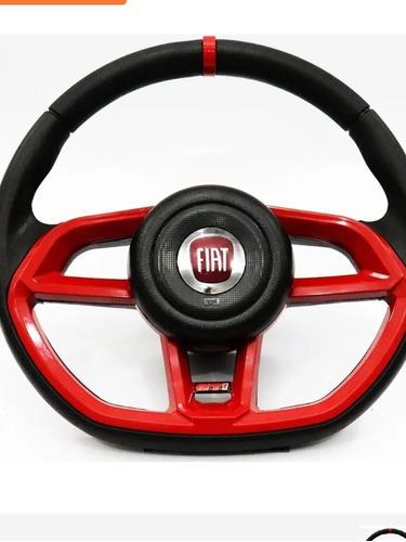 Imagem 1 de 1 de Volante Esportivo Fiat