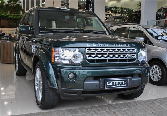 Land Rover Discovery 4 3.0 Hse 4x4 V6 36v Turbo