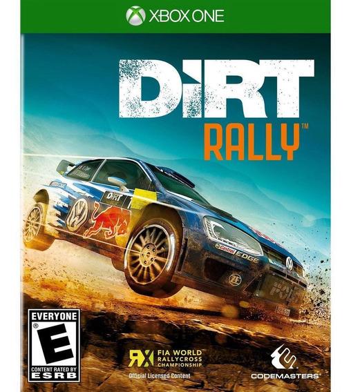 Dirt Rally - Xbox One - Jogo Off-line