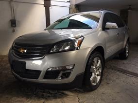 Chevrolet Traverse 3.6 Lt Piel 2016, Nueva Sin Rodar Unica