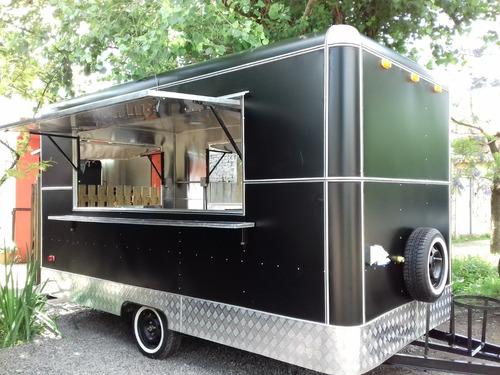 Carro Trailer Food Truck