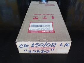 Retrovisor Cg 150 2006 A 2008 Original (lente Fumê)