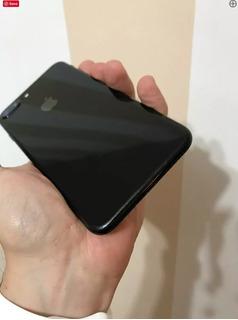 iPhone 7 Plus - 128gb - Jet Black - Completo - Perfeito
