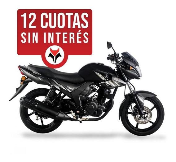 Yamaha Sz Rr 150 Okm Ybr 125 Igual Motor Fz Fi Moto Ciclofox