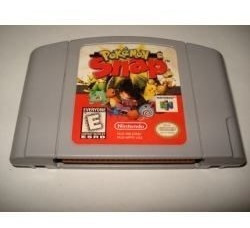 Pokemon Snap Original Salvando Nintendo 64