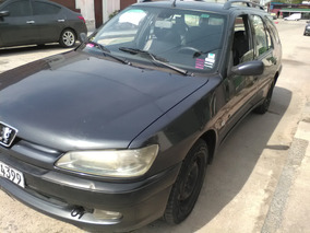 Camioneta Peugeot 306 Break Oportunidad!!