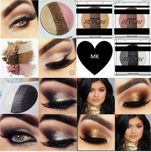 Sombras Mary Kay At Play En Trio Gift