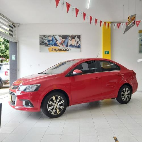 Chevrolet Sonic Sedan 2018 Automático 1.6 Full Equipo Ltz