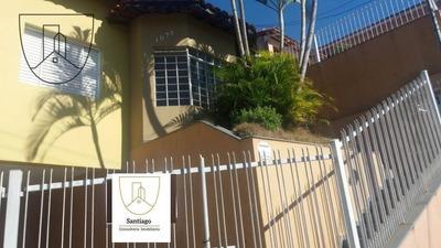 Casa Com 3 Dormitórios Para Alugar, 120 M² Por R$ 1.500/mês - Jardim São Lourenço - Bragança Paulista/sp - Ca0117