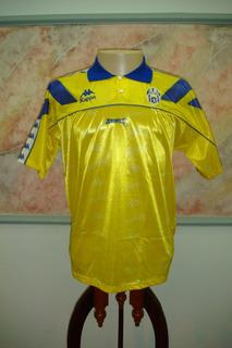 Camisa Futebol Juventus Turim Italia Kappa Antiga 552