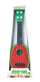 Guitarra Modelos Frutales Sandia 1540497 Envio Full