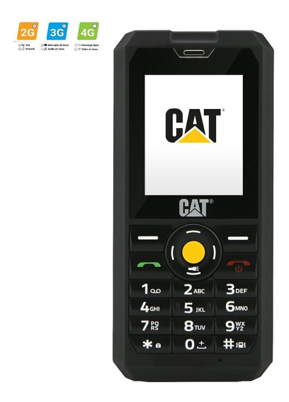 Cat B30 Black Ds