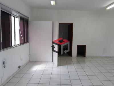 Sala Para Alugar, 30 M² Por R$ 850/mês - Parque Reid - Diadema/sp - Sa2097