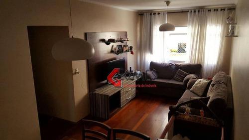 Apartamento Com 2 Dormitórios À Venda, 64 M² Por R$ 235.000,00 - Vila Santa Luzia - São Bernardo Do Campo/sp - Ap2035